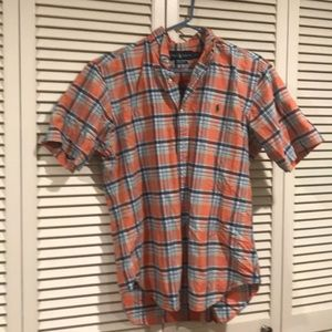 Ralph Lauren classic fit men's button up shirt